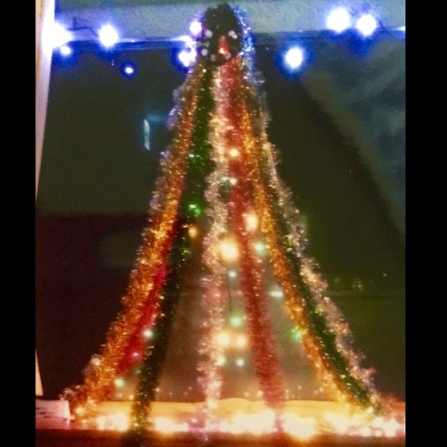 【アプリ投稿】【クリスマス飾り モールツリー】
