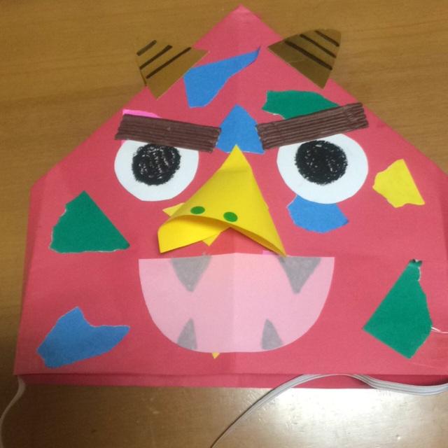 【アプリ投稿】鬼の帽子!