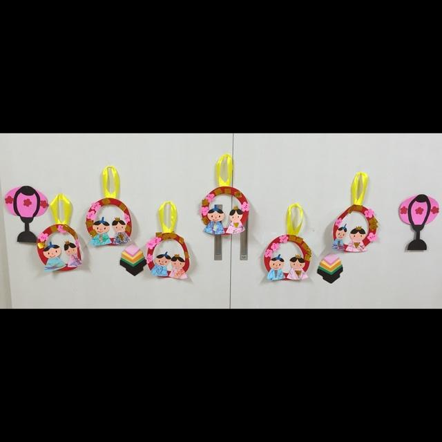 【アプリ投稿】*0歳児 雛人形