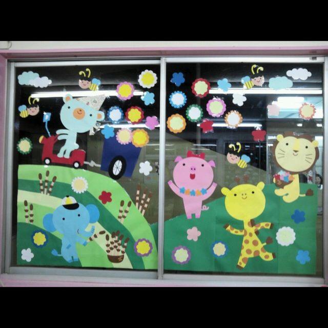 【アプリ投稿】窓 壁面 製作