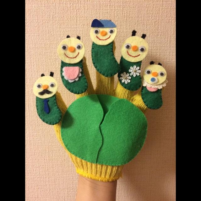 【アプリ投稿】手袋シアター(ノ´∀`)ノ