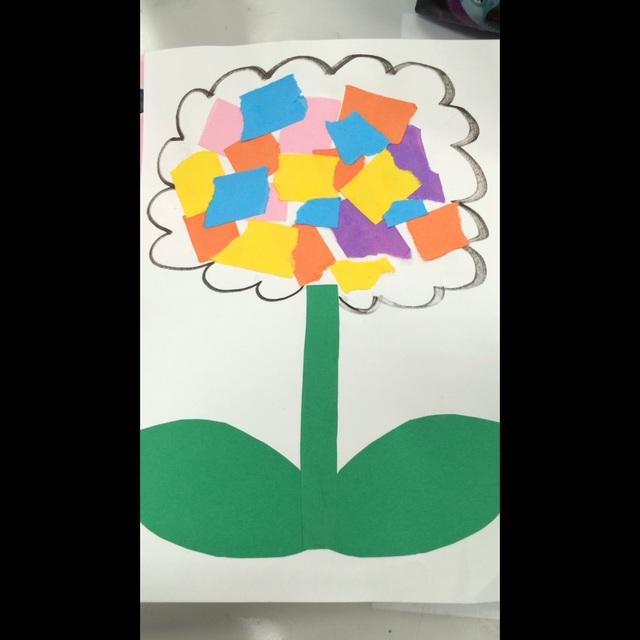 【アプリ投稿】3歳児 製作
