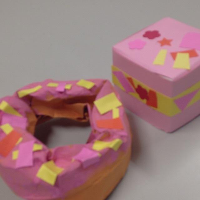 【アプリ投稿】ケーキとドーナツ