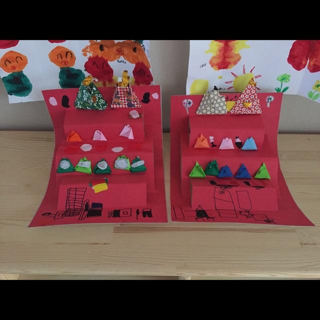 【アプリ投稿】ひな祭り #5歳児