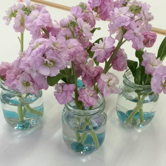 【アプリ投稿】☺︎お誕生会のお花