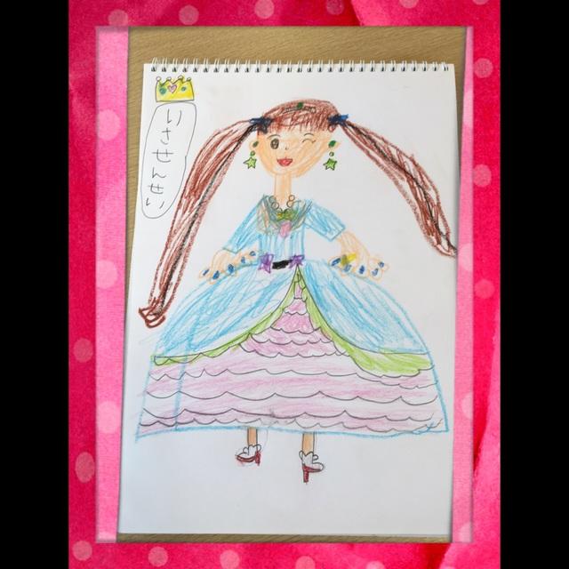 【アプリ投稿】5歳児  お絵かき