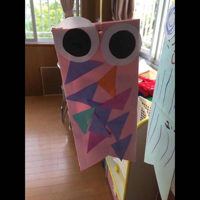 【アプリ投稿】3歳児 こいのぼり