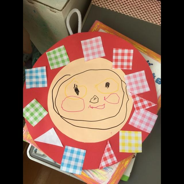 【アプリ投稿】3歳児 母の日