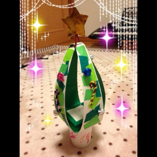【アプリ投稿】2歳児クリスマスツリー