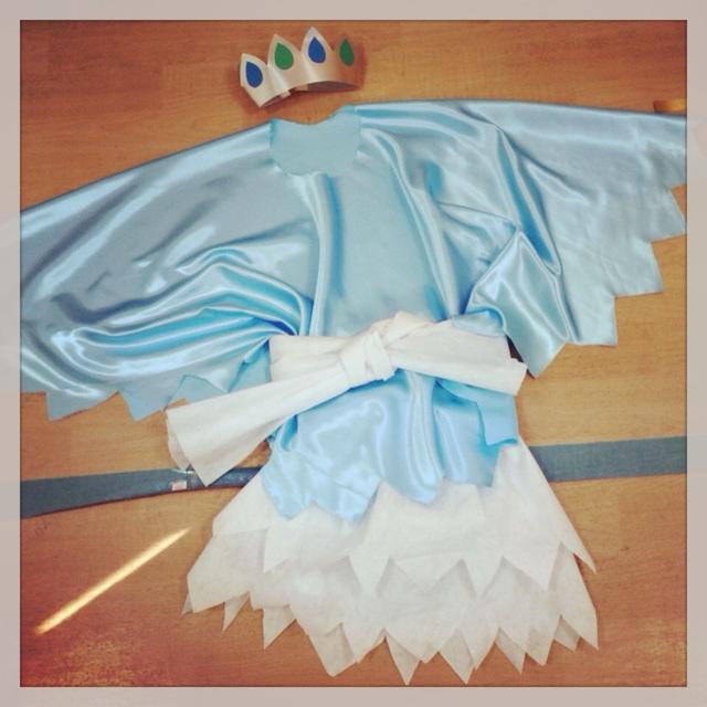 【アプリ投稿】生活発表会風の衣装