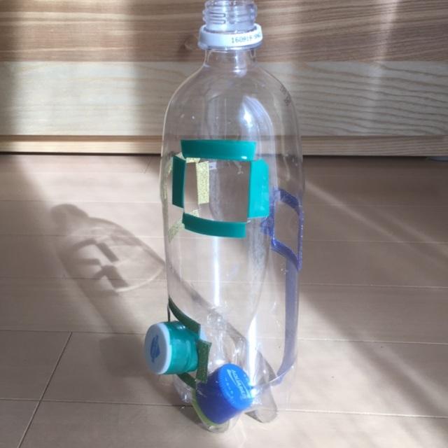【アプリ投稿】ペットボトルの穴ポットン