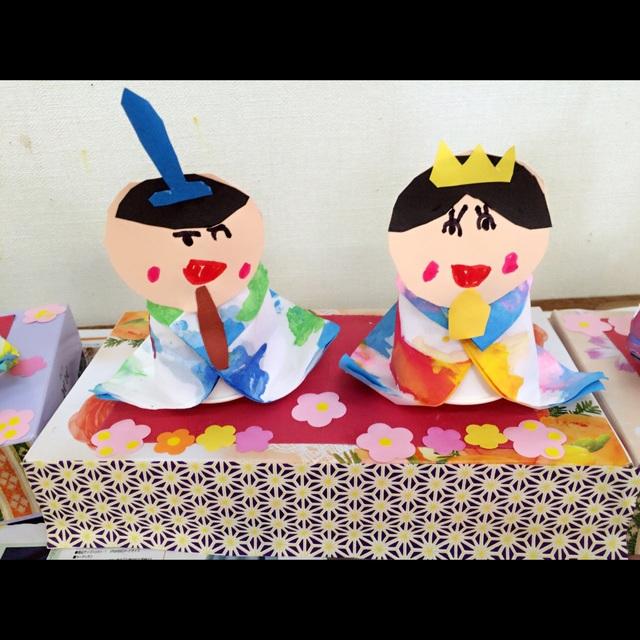 【アプリ投稿】紙コップ4歳児染め紙