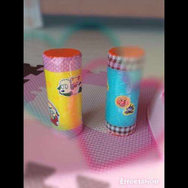 【アプリ投稿】おもしろい音のガラガラ!