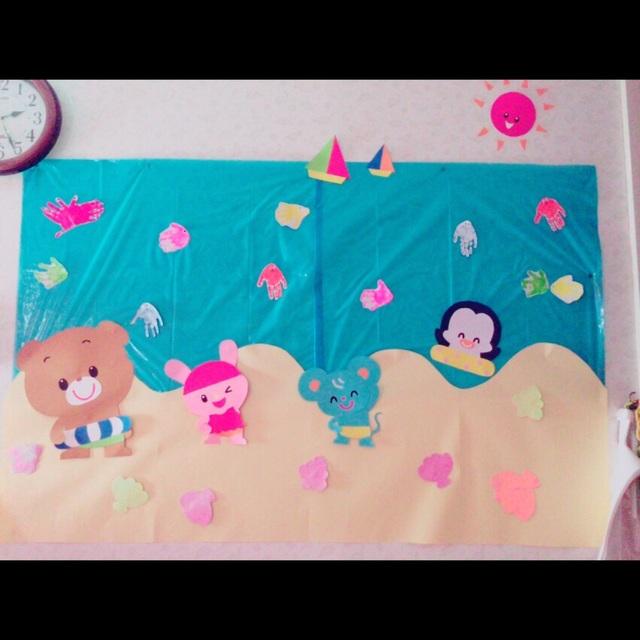 【アプリ投稿】壁面6月