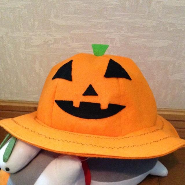 【アプリ投稿】ハロウィンの仮装用帽子フエルト