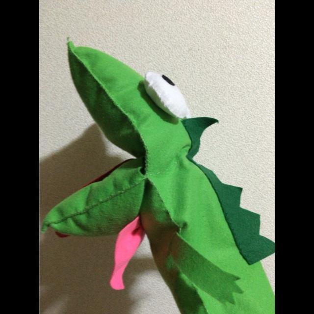 【アプリ投稿】【パクパクザウルス】