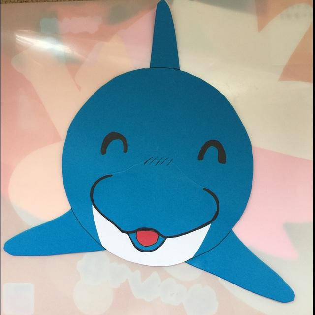 【アプリ投稿】イルカ〜正面の顔