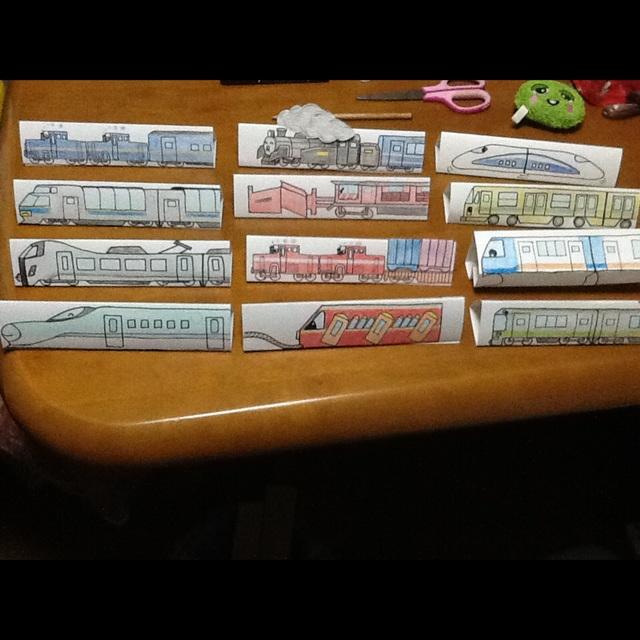 【アプリ投稿】乗りたい電車走る機関車