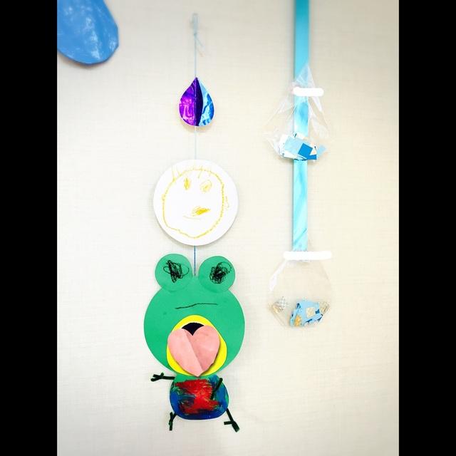 【アプリ投稿】年少父の日のプレゼント
