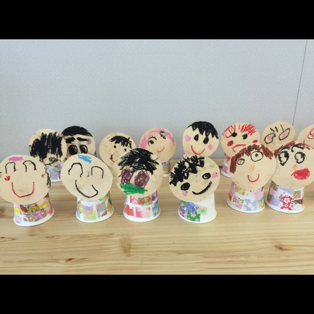 【アプリ投稿】3歳児 七夕 織姫彦星