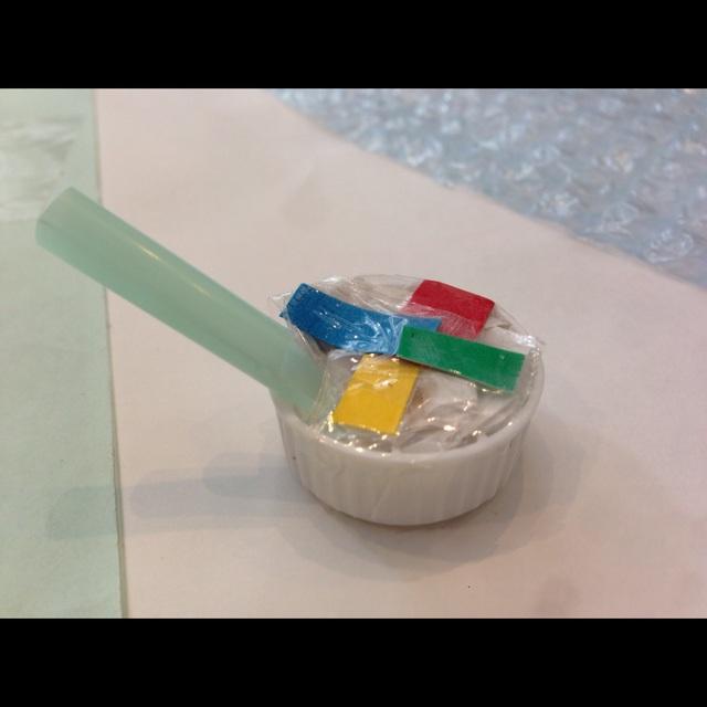 【アプリ投稿】ミニチュアかき氷