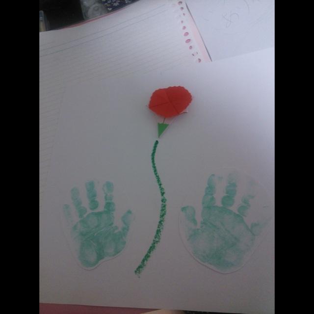 【アプリ投稿】『母の日製作』