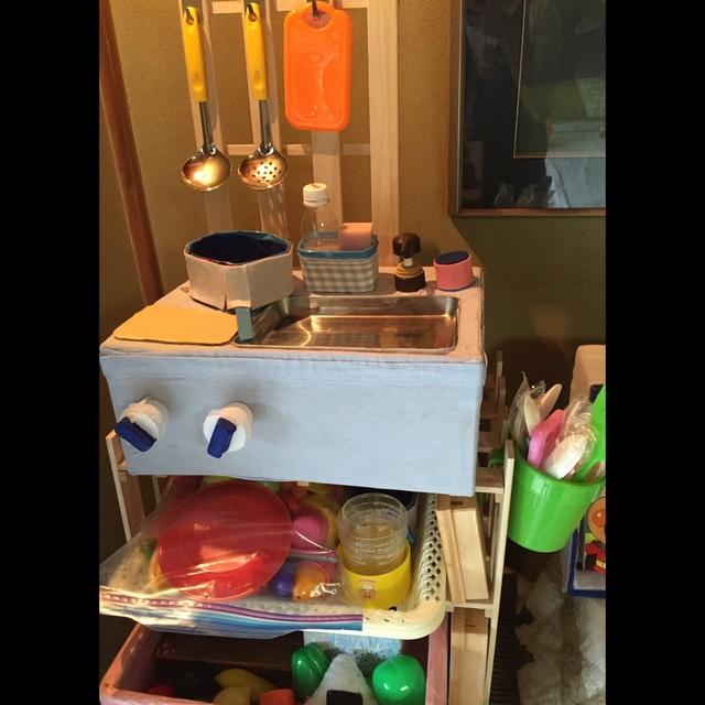 【アプリ投稿】おままごと用キッチン