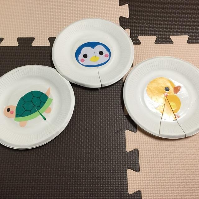 【アプリ投稿】紙皿シアター たまご