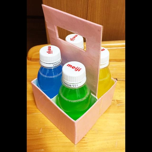 【アプリ投稿】しゅわしゅわジュースとジュースケース