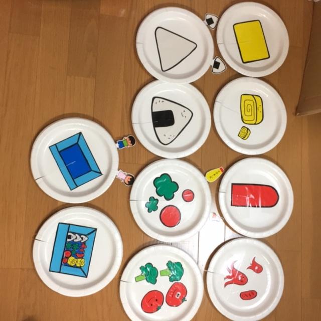 【アプリ投稿】【紙皿シアター】