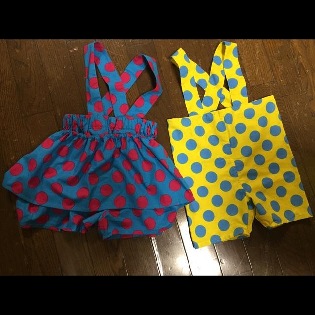 【アプリ投稿】1歳児・衣装・てぶくろ・くま、うさぎ