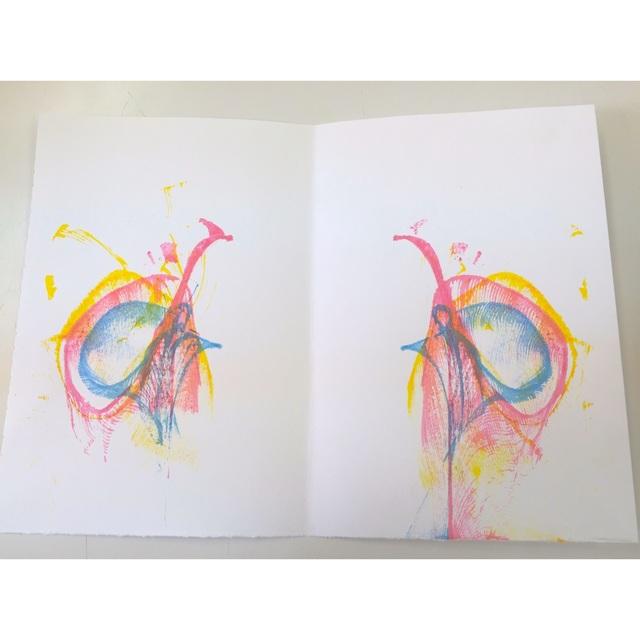 【アプリ投稿】「糸引き画」
