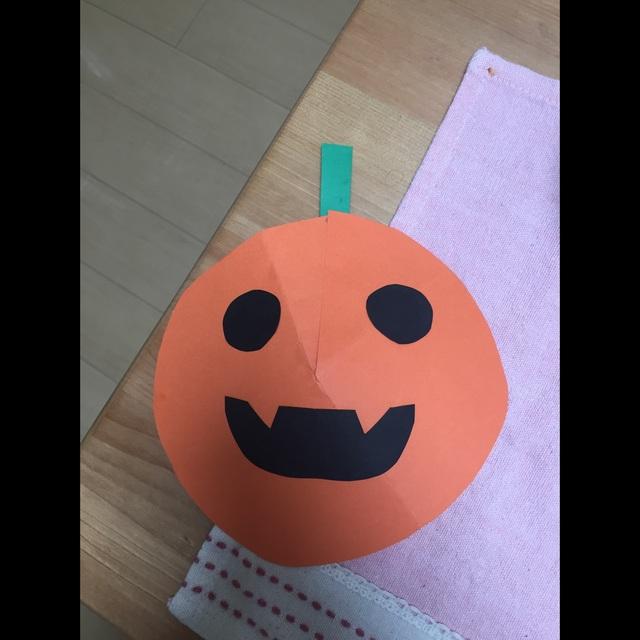【アプリ投稿】【かぼちゃのランタン】