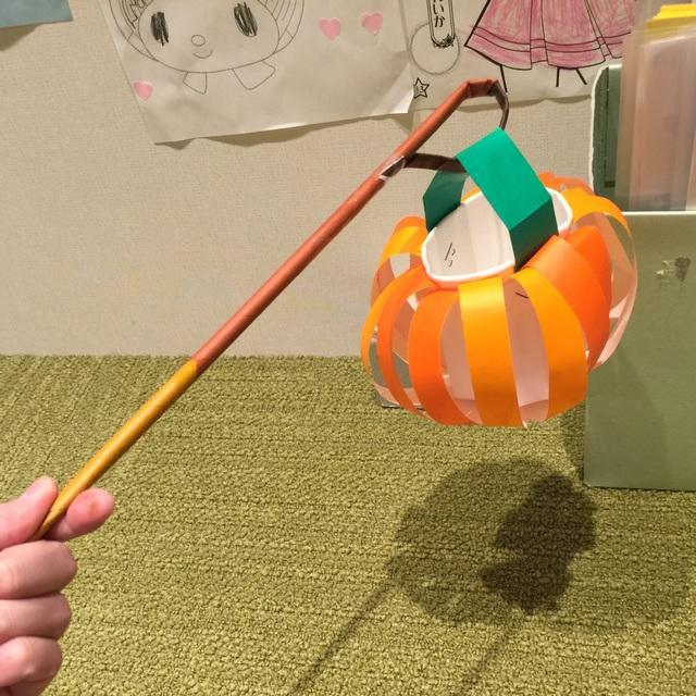 【アプリ投稿】【かぼちゃランタン】