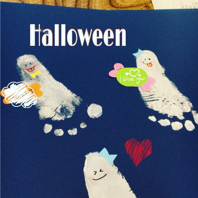 【アプリ投稿】Halloween(⋈◍>◡<◍)
