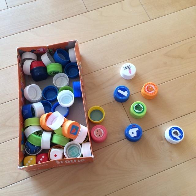 【アプリ投稿】ペットボトルの蓋