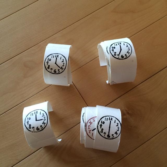【アプリ投稿】腕時計