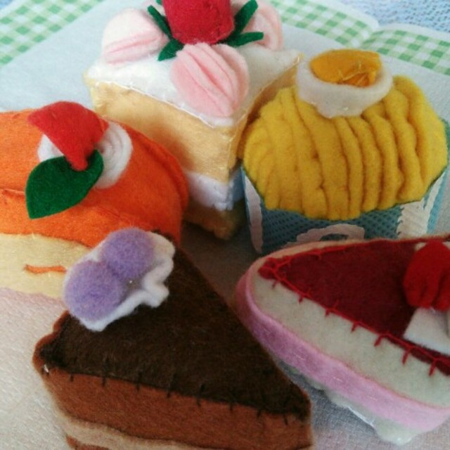 【アプリ投稿】ケーキ屋さん
