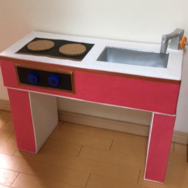 【アプリ投稿】おままごとキッチン作りました!