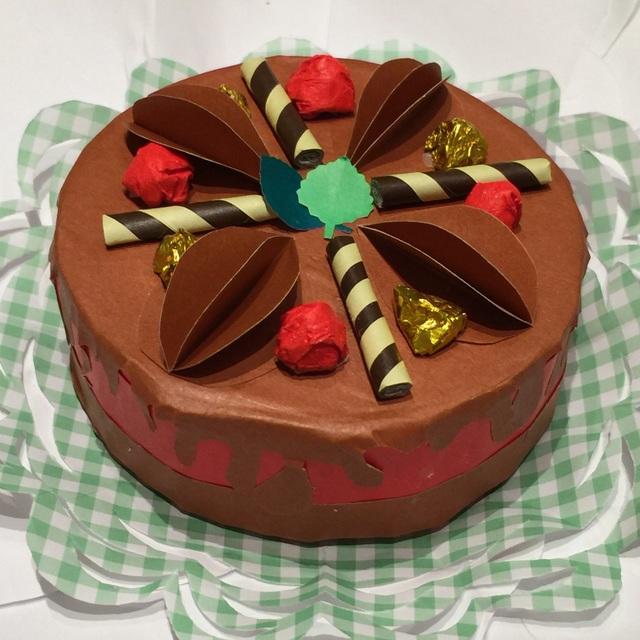 【アプリ投稿】【チョコレートケーキ】