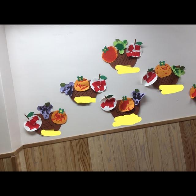 【アプリ投稿】季節の果物製作
