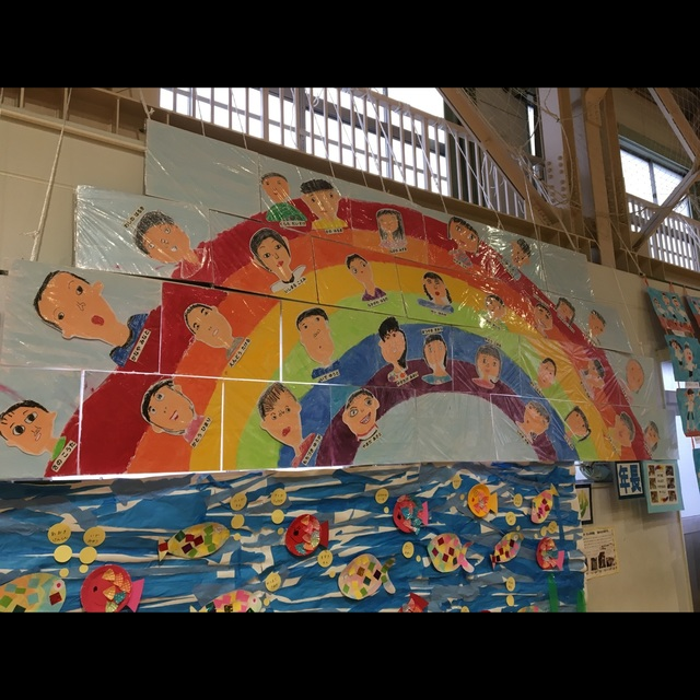 【アプリ投稿】5歳虹運動会