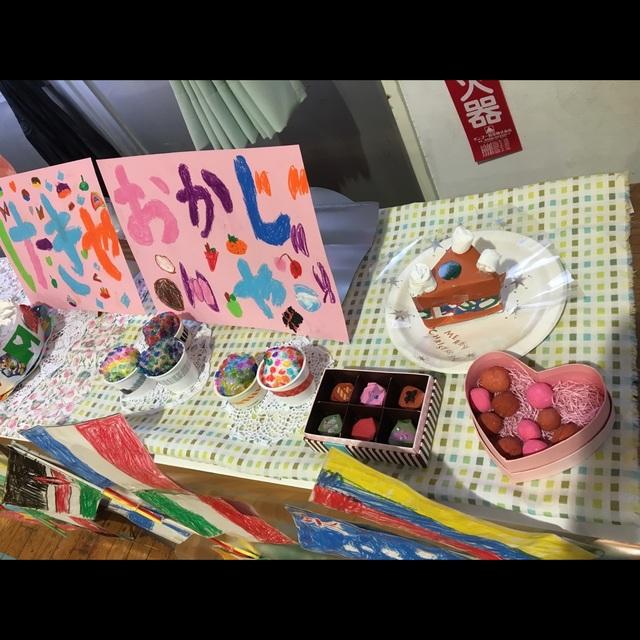 【アプリ投稿】5歳お店やさんカップケーキトリュフ