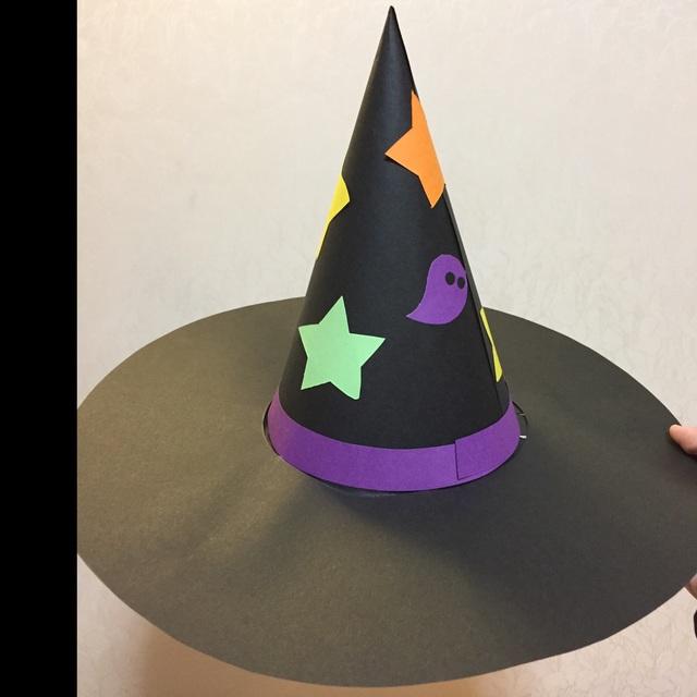 【アプリ投稿】ハロウィン 魔女の帽子