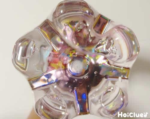 ペットボトルのユラユラおもちゃ〜遊び方いろいろ手作りおもちゃ〜