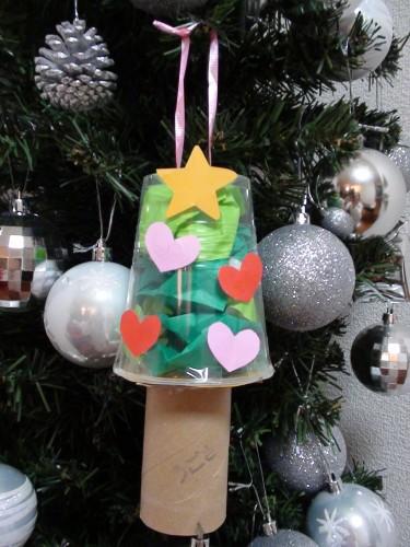 【アプリ投稿】スケルトン★クリスマスツリー