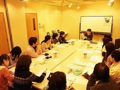 山本さんの講座の様子2