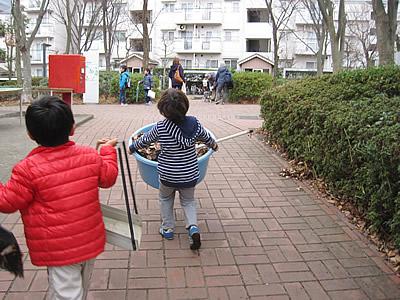 コドモコトノハ「ここに、かんらんしゃをつくるんだよ」(ありむ6歳)