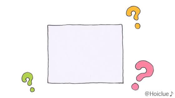 ふしぎなお絵かき 〜まっしろな紙から雪が生まれるお絵かき?〜