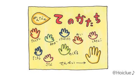 てのかたち〜ペン1本で手のカタチ調査隊〜